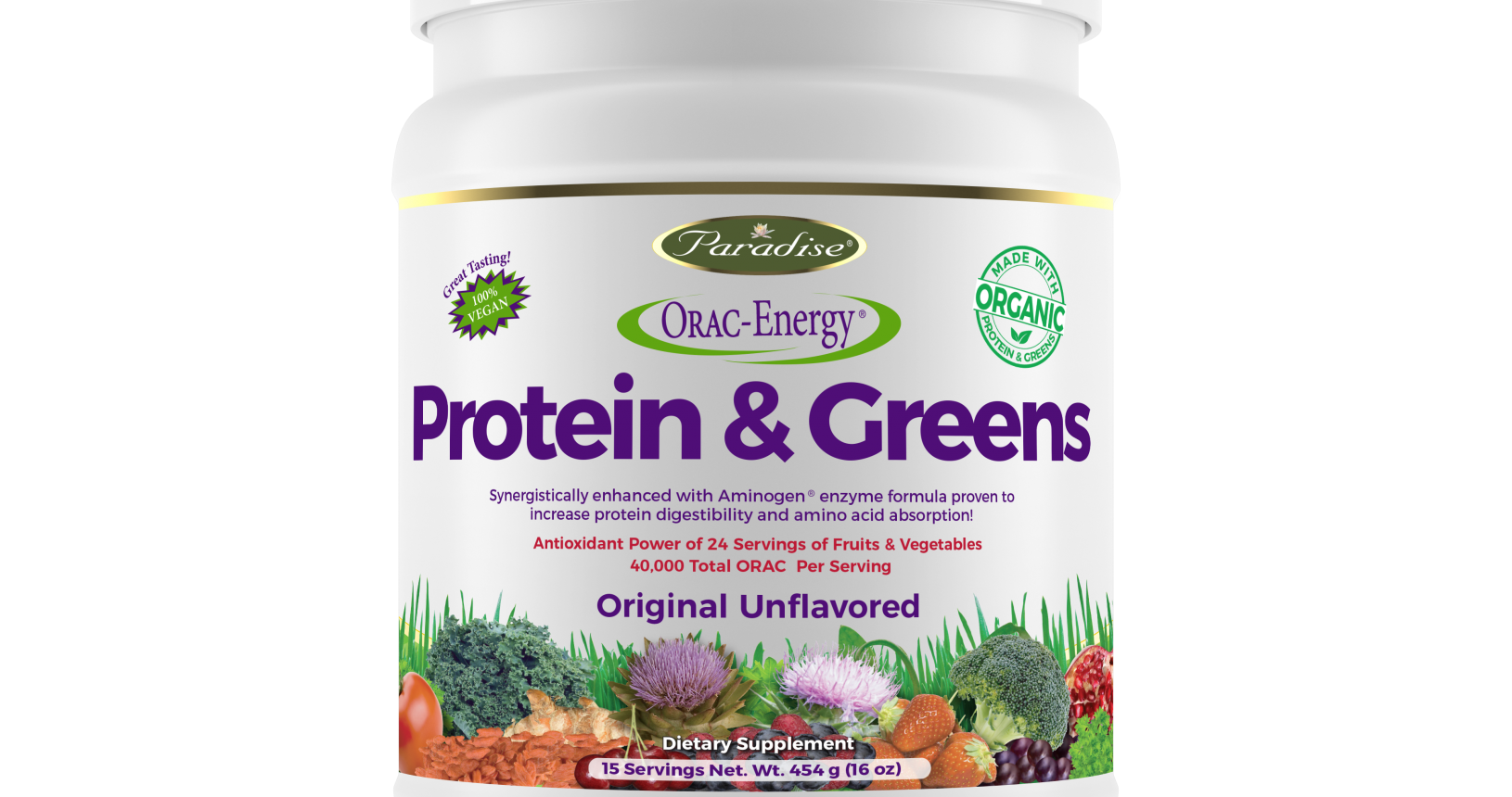 orac protein large container 15s