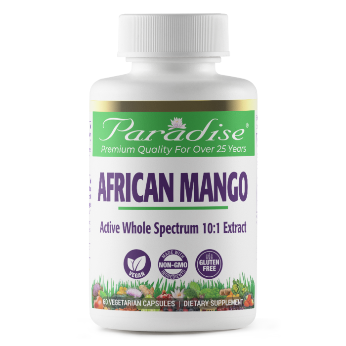 150cc African Mango front