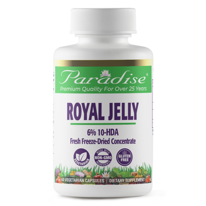 150cc Royal jelly 60 front