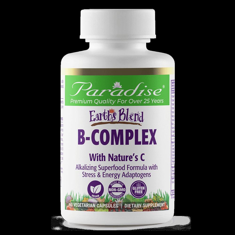 Earths Blend B Complex