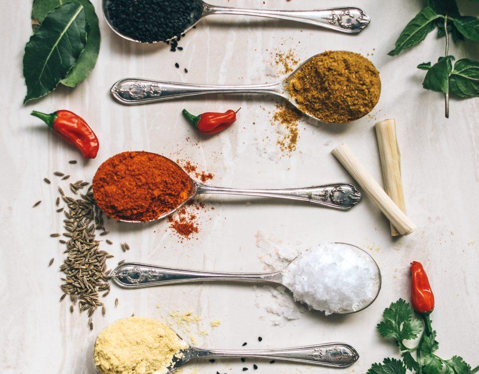 Herbs for Seasonal Change